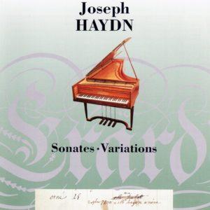 Joseph Haydn : Sonates, Variations
